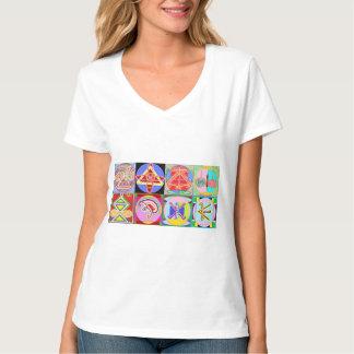 FUN Artistic Symbols T-shirts