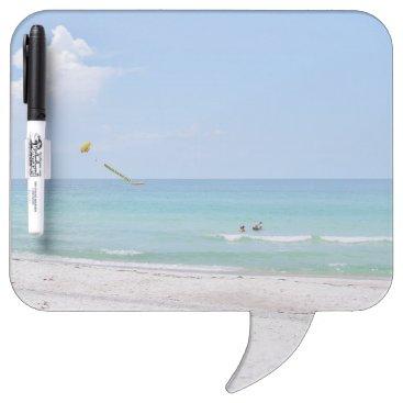 Beach Themed Fun at the Beach Dry Erase Board