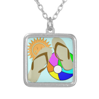 Fun at the Beach Necklace