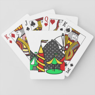 Fun at the Fair Playing Cards