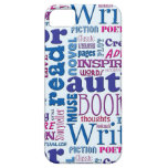 Fun Authors Pattern iPhone 5 Cover