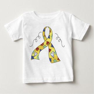 Fun Autism Ribbon Of Awareness T-shirt