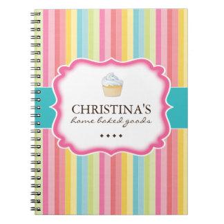 Fun Bakery Note Book