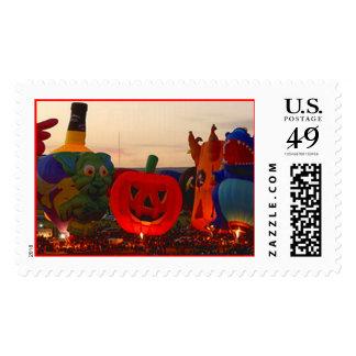 FUN BALLOONS by SHARON SHARPE Postage Stamp