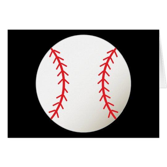 Fun Baseball Card
