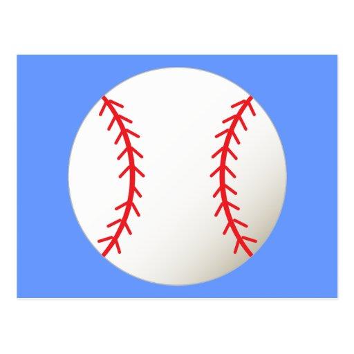 Fun Baseball Postcard