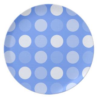 Fun Big Dots Dinner Plate