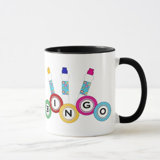 Fun Bingo Dabber Mug
