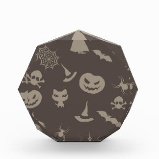 Fun Black Grey Halloween Design Awards