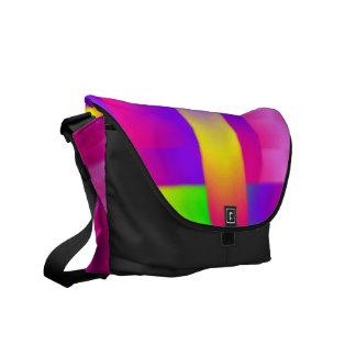 Fun Blended Colors Messenger Bag