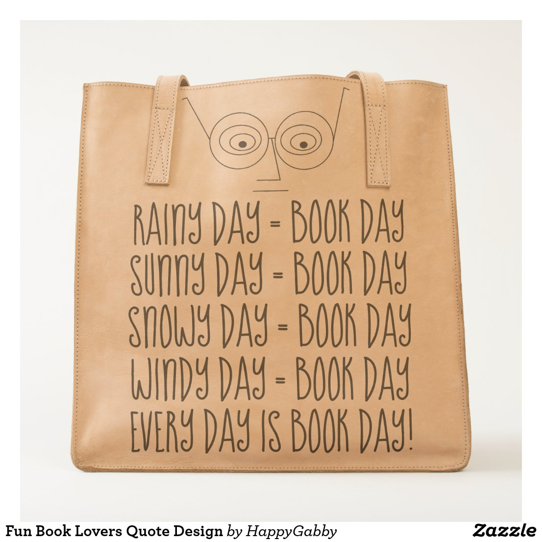 Cool Book Lovers Quote Design Tote