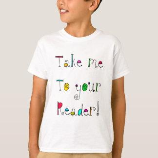Fun Book Lovers T-Shirts