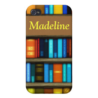 Fun Books Case For iPhone 4