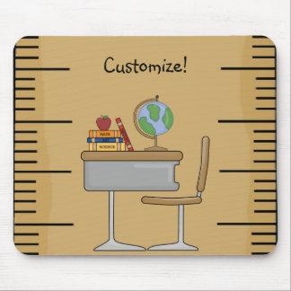 Fun! Books/Desk/School or Home Custom Mousepad