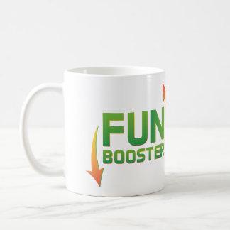Fun booster designer coffee mug