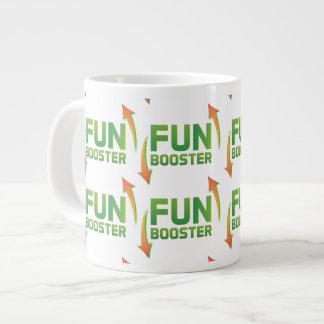 Fun booster super cool crazy and funny mug