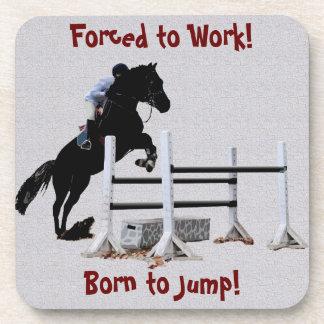 Fun Born to Jump Equestrian Coaster