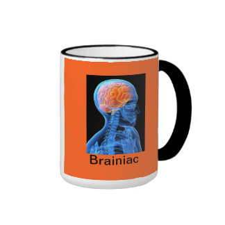 Fun Brainiac Mug