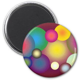 Fun Bubbles Magnet