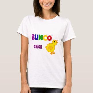 Fun Bunco Chick Art T-Shirt