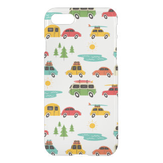 Fun Camping Summer Vacation iPhone 7 iPhone 8/7 Case