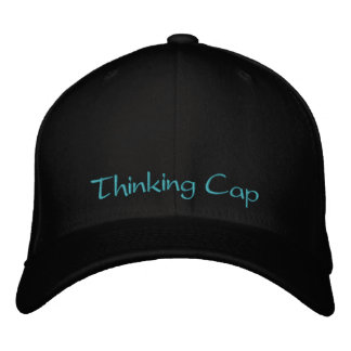 Fun Cap / Hat Embroidered Hats