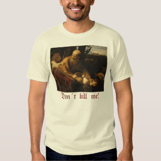 Fun Caravaggio Tee Shirt