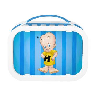 fun cartoon lunchbox