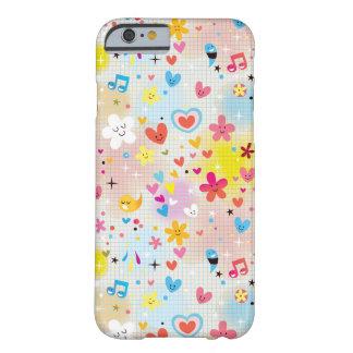 fun cartoon pattern iPhone 6 case
