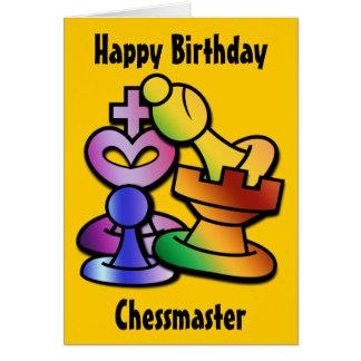 Fun Chess Card