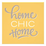 Fun & Chic Housewarming Party Invitation Personalized Invites