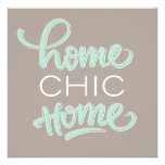Fun & Chic Housewarming Party Invitation Personalized Invitations
