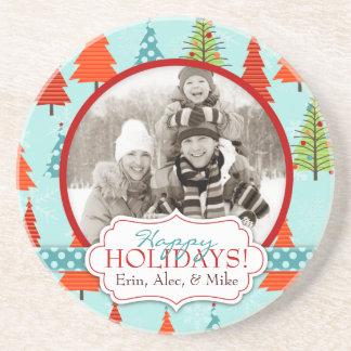 Fun Christmas Coaster