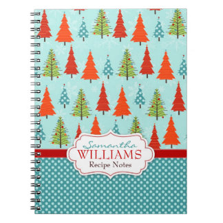 Fun Christmas Notepad Notebook