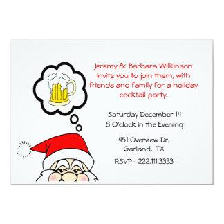 Fun Christmas Party Invitation