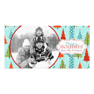 Fun Christmas Photo Card