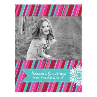 Fun Christmas Photo Postcards