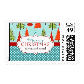 Fun Christmas Stamp