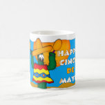 Fun - cinco de mayo - cactus mug