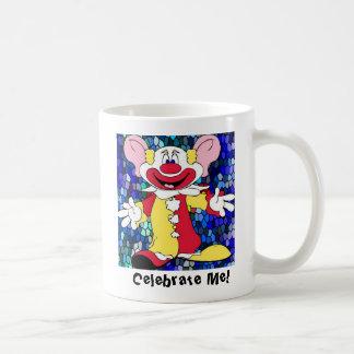 Fun Clown Coffee Mug