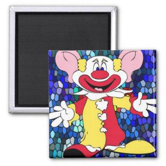 Fun Clown Magnet