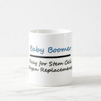 Fun Coffee Mug for Baby Boomers