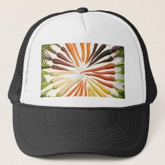 Fun Colorful Carrots Trucker Hat