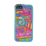 Fun Colorful Design iPhone 5/5s Case