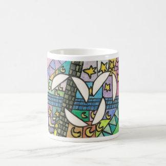 Fun colorful mug