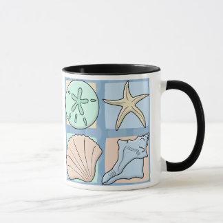Fun Colorful Shells Mug