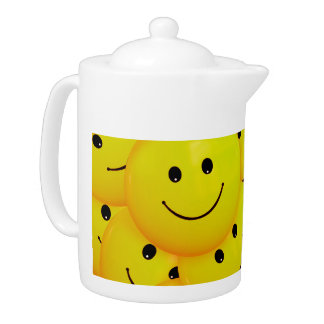 Fun Cool Happy Yellow Smiley Faces