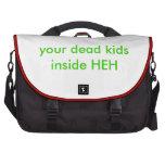 fun cool laptop bacg bag for laptop