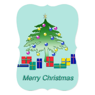 Fun, Custom Christmas Card