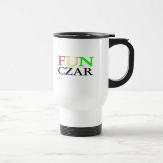 Fun Czar Mugs